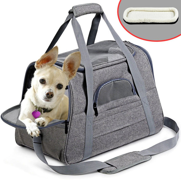 Portable Pet Carrier Bag (4918533455931)