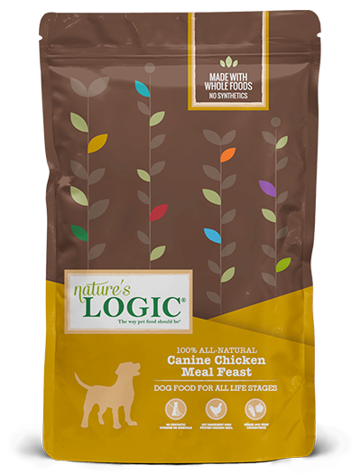 Nature's Logic Chicken Meal Feast for Dogs (4787350339643)