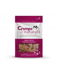 Crumps Lamb Chops Dog Treats (4721276354619)