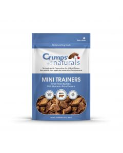 Crumps Mini Trainers Semi-Moist Beef Dog Treats
