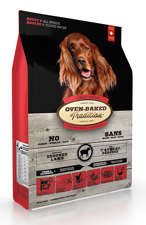 Oven Baked Tradition Lamb for Dogs (4688236118075)