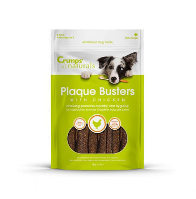 Crumps Plaque Busters with Chicken