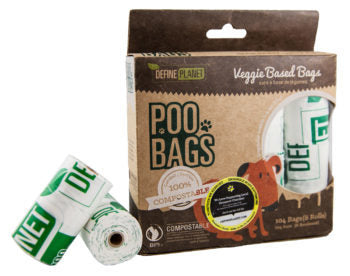 Define Planet Compostable Poo Bags (4731341865019)