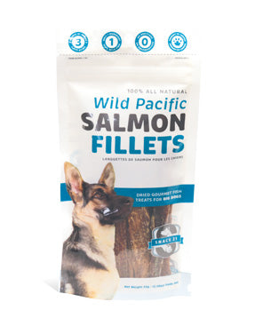 Snack21 Salmon Fillets Dog Treats (4782923087931)