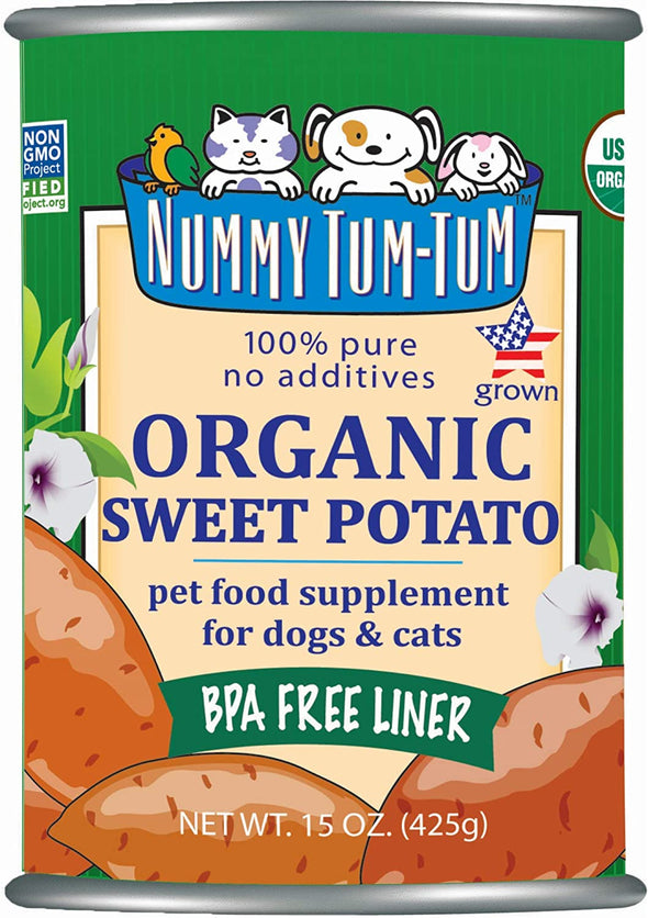 Nummy Tum-Tum Organic Sweet Potato (4789379235899)