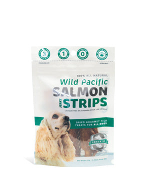 Snack21 Salmon Strips Dog Treats