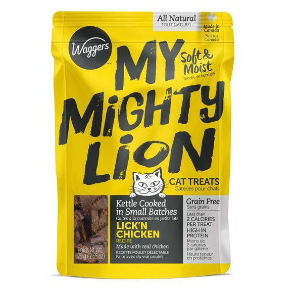 My Mighty Lion Lick'n Chicken (4746486218811)