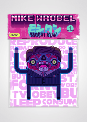 16 They Live-Moshi Kun Cards-Mike Wrobel Shop-Mike Wrobel Shop