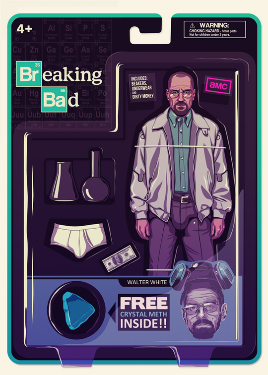Breaking Bad – Walter White Kit