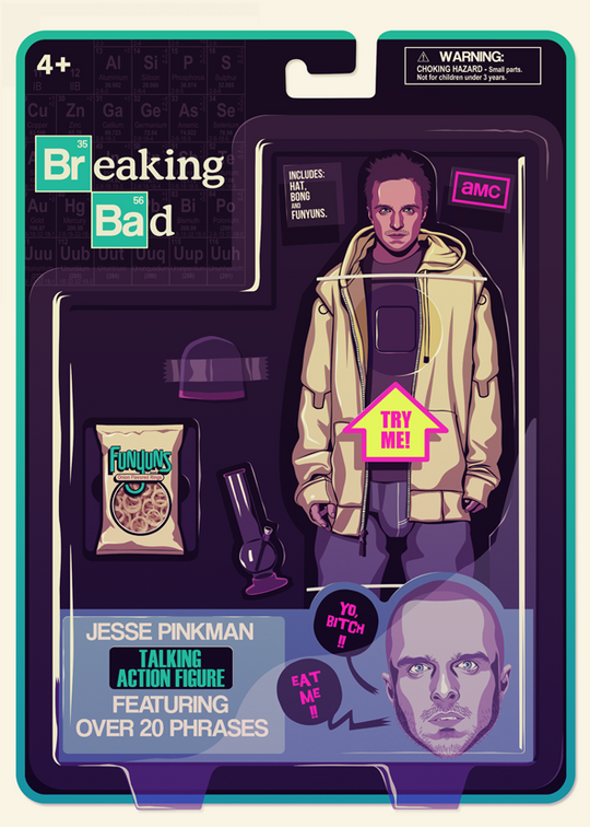 Breaking Bad – Jesse Pinkman Kit
