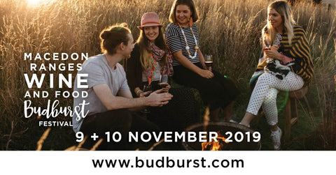 Macedon Ranges Wine and Food Budburst Festival 2019