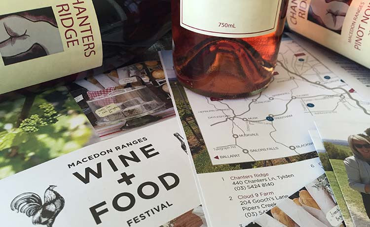 Macedon Ranges Wine + Food Festival 2015