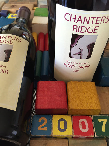 Chanters Ridge Pinot Noir 2007