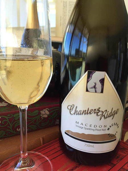2005 Chanters Ridge Macedon Blanc de Noirs Sparkling White