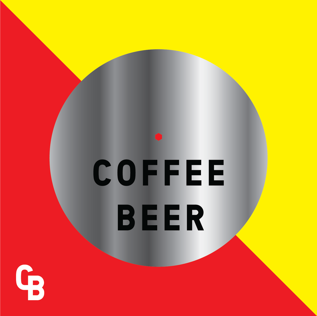 "I Need A Drink, 1.25"" Hard Enamel Pin Round from Coffee Beer, Back"
