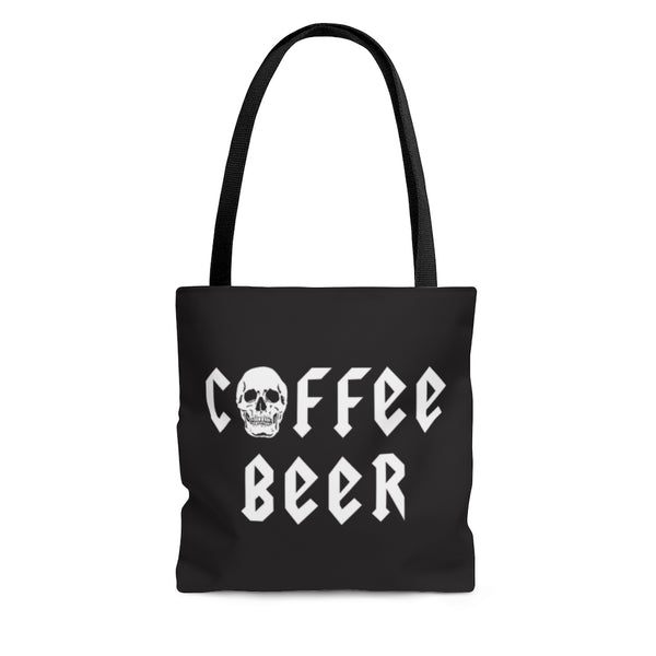 """Stone Cold Options"" AOP Tote Bag"