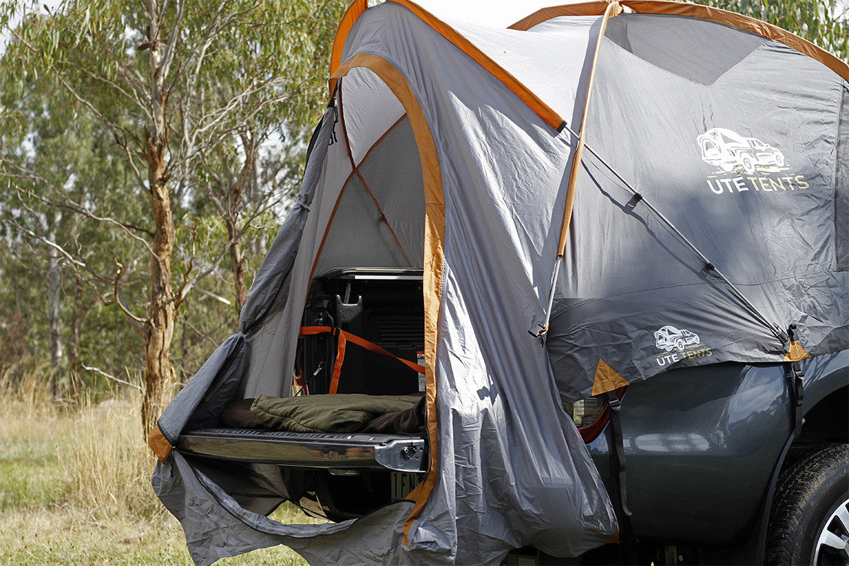 Next slide & Ute Tent - Tray Camping u2013 Ute Tents