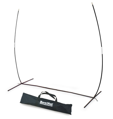 7x7 Frame (bag, poles, bungees stakes)BowFrame-A