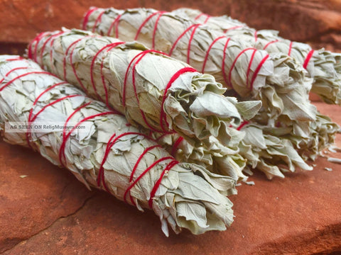 White Sage Bundles