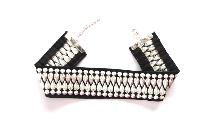 Aztec Choker - We Wear Gems