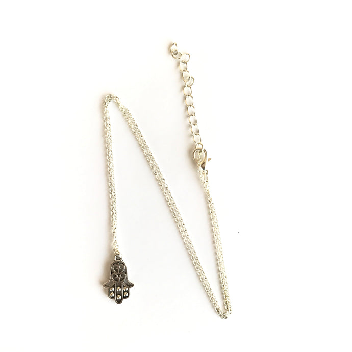 Hamsa Necklace - We Wear Gems