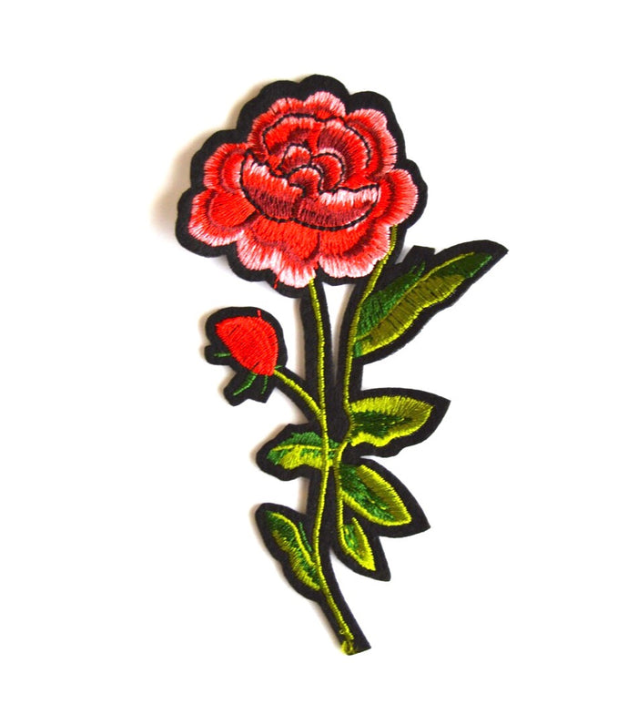 Slay all day Rose Patch