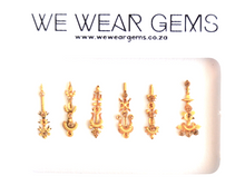 Mix Gold Bindi Pack - We Wear Gems