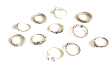 Royal Vintage Ring Set (11 pieces)