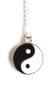 Ying Yang Necklace - We Wear Gems