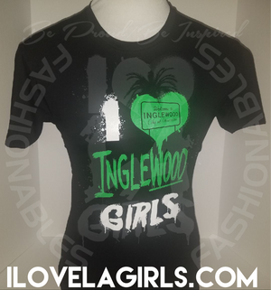 I Love Inglewood Girls Men's T Shirt