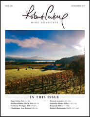 Robert Parker Wine Advocate Issue 234 Back Issue Order Page