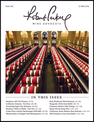 Robert Parker Wine Advocate Issue 236 - Back Issue Order Page