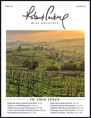 Robert Parker Wine Advocate Issue 237 back issue