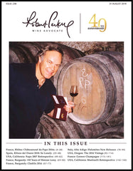 Robert Parker Wine Advocate Issue 238 - Back Issue