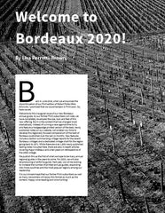 Annual Guide: Bordeaux 2020