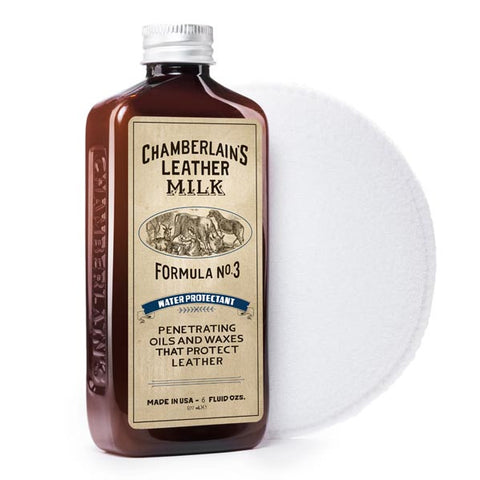 Chamberlain's Leather Milk Water Protectant No. 3 Leather Protector