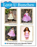 "Simply Summer Sundress (for 6"" dolls such as American Girl Mini®)"