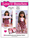 "Simply Summer Sundress (for 14.5"" dolls such as Wellie Wishers™)"