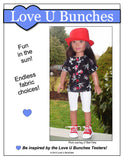 "Bandana Blouse (for 20"" dolls such as Karito Kids®)"