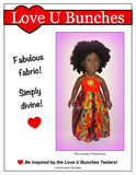 "Simply Summer Sundress (for 20"" dolls such as Karito Kids®)"