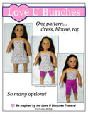 "Princess Jaedyn (for 18"" dolls such as American Girl®)"