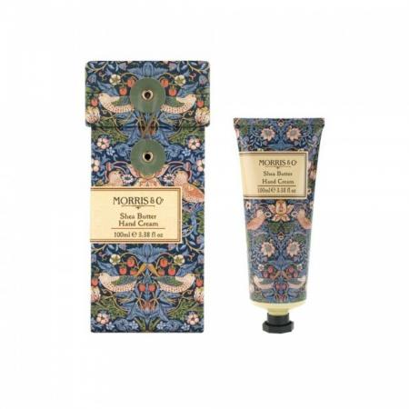 Morris & Co Strawberry Thief 100ml Hand Cream