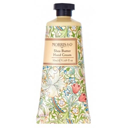 Morris & Co Golden Lily 50ml Hand Cream