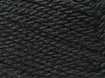 Cleckheaton Country 8 ply - Black 0006
