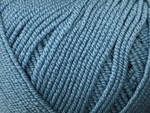 Australian Superfine Merino - Pigeon Blue NEW