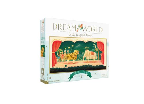 NYPC Dream World 80 Pc Puzzle - Animal Play