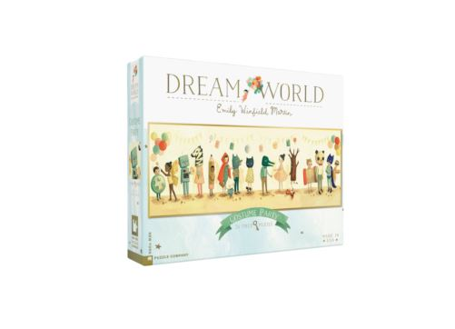 NYPC Dream World 24 Pc Puzzle - Costume Party