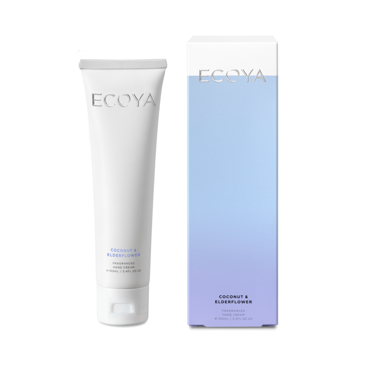 Ecoya Coconut & Elderflower Handcream 100ml