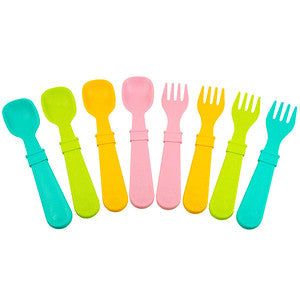 Replay Fork & Spoon Set