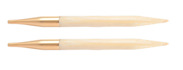 Knit Pro 4.00mm Bamboo Interchangeable Tips